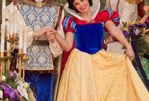 Snow White / Images and costumes from characters in Snow White. Outfit studies included.