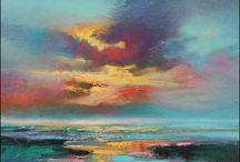 Art: Scott Naismith, landscape artist