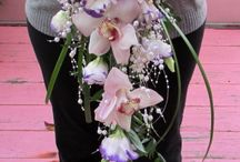 Orchids, lilies & callas / by Janet Perkins