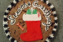 Holiday shopping ideas / Gluten Free Cookie Cakes, Brownies, Cookies and Gift Baskets