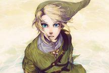 Legend of Zelda / by Kayleigh