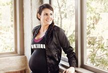 Pregnancy & Exercising / How struggling fitmoms and mamas-to-be can balance exercise and a baby.
