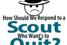 Wisdom for Scout Leaders