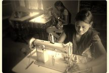 Holi Boli - Sewing / Sewing and Sewing lessons in Indian Villages - Empower Women  - Bhalupali - India - Love - Work