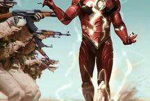Marvel / dc / avengers