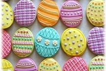 Easter Cookies/Cakes/Ideas