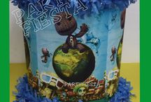 Little Big Planet Birthday Party