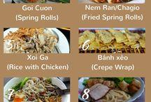 Manger Vietnamien / Les meilleurs recettes de spécialités vietnamiennes à découvrir en articles et photos