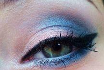 Makeup / Makijaże wykonane przezemnie