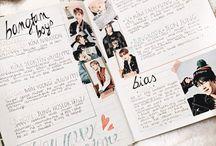 Boullet journal