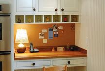 Kitchen ideas for Small Kitchens / Cleaver ways to get everything you need into your kitchen