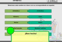 Aritméticas / matematicas