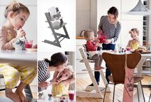 Designed to be Close / Scandinavian original brand Stokke. Human-centric designs that strengthen the bond between parent & child  / by STOKKE®