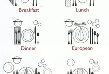 Table Setting / Kitchen Activities for Kids / Study Ideas | Activities | Homeschooling | Educational | Kitchen  | Printables | Learning | Unit Studies | Crafts | Manners | Table Setting