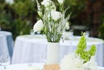 Wedding - decor - Scrabble