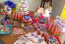 Birthday party / by CJ Casey