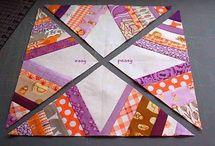 Patchwork blocks / All the blocks I still have to make