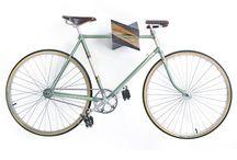 Bicycle hanger / Nice bicycle hangers