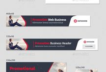 Business web banner ads