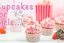 Féerie Cake - Cupcakes / Muffins, Cupcakes, Toppings und mehr rund um die kleinen Törtchen die schnell gemacht und noch schneller verzehrt sind.