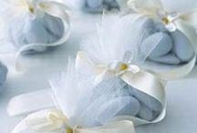 Almond wedding favour