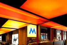 5.1 Interiors - PROJECT nº2 / Headquarters & Restaurant - CERVECERIA MORITZ Project made by Ateliers Jean Nouvel