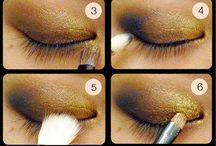 Make up / by Annie Rain Tr