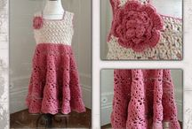 crotchet dress