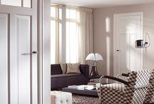 Bruynzeel Deuren / Creëer meer sfeer in huis met deuren van Bruynzeel! Zoek je een moderne, klassieke of landelijk uitstraling? Voor elke woning hebben we passende deuren en deurbeslag, in diverse maten en voor binnen of buiten.