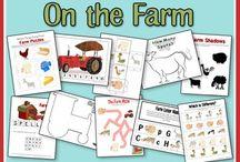 Farm / by Brooke Pfeifer