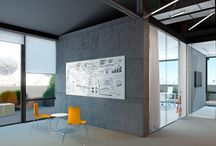 Simplicity - Next Generation Whiteboard / Simplicity was designed to take the busyness out of your whiteboard. With big, bulky frames and obstructed views, traditional whiteboards aren't designed for modern spaces. Enter, Simplicity.
