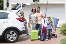 Family vacation advice and travel hacks / To make family vacation more memorable than miserable, here's a look at how to make things go smoothly and great places that parents and kids will both love.
