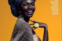African Goddess Studio Shoot