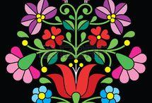 H flores / flores, plantas, jardinería.