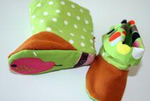 Bottes et chaussons bébé