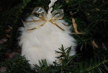 Woodland Christmas / Woodland Christmas trees and decorating ideas.