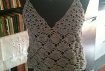 Clothing / Knitted crochet clothing
