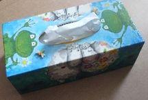 Kreatívne chvíle :) / Krabičky, darčeky a iné tvorivé vecičky