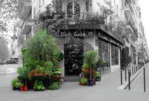 ღ  Paris, France  ღ / Where my mother was born and where I will one day visit / by Deborah Corey