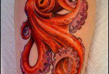 Octopuses / by Robert Nemer