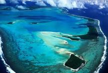 Travel Cook Islands. (Rarotonga) / Scattered over a vast expanse of empty ocean the size of Western Europe, the tiny Cook Islands is a castaway's dream come true. If you've ever fantasised about escaping to a remote desert island, far from the hustle and hum of the modern world, then look no further than these 15 fascinating islands, where you'll find a thousand years of Polynesian culture sitting side by side with some of the most spectacular natural scenery in the South Pacific. The jewel in the crown is Rarotonga. / by ✈Top Travel Europe✈ Vacations Holidays