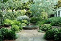 Bellos jardines