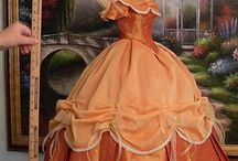 Ball Dress 1840-1870