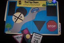 Signs preschool lesson plans / by Angela Eatmon