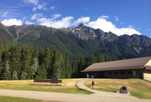 Jul. 2014 Canada / Vancouver and Banff tour