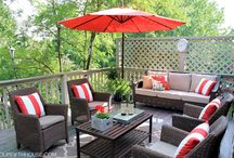 OUR DECK / by Lacy McMurry