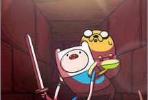 Adventure Time / Adventure Time !!!!!!! :-) :-)
