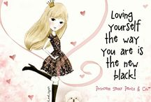 princess say love