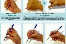 Fingergreb