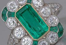 Deco jewels